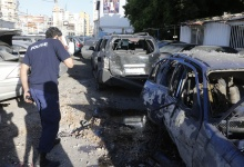 Rockets hit Beirut