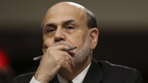 Federal Reserve Board Chairman Ben Bernanke testifies before the Joint Economic Committee in Washington May 22, 2013.   REUTERS/Gary Cameron  (UNITED STATES - Tags: POLITICS BUSINESS)