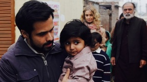"Emraan Hashmi in a still from the film ""Tigers"". Picture taken from Hashmi's Instagram page."