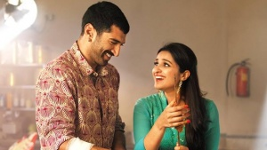 "A still from ""Daawat-e-Ishq"" taken from the film's Facebook page."