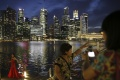 Singapore is the most expensive city in the world, according to the Economist Intelligence Unit's latest bi-annual cost of living index. REUTERS/Edgar Su