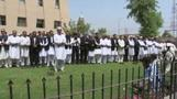 Pakistani lawyers pray for bin Laden