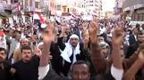 Yemeni protests, violence continues