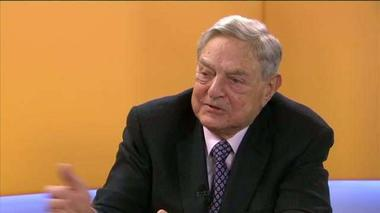 George Soros on democracy's odds in Russia and Myanmar - Freeland File