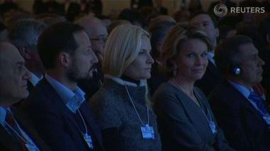 Launch of WEF 2012: Davos in 60 Seconds
