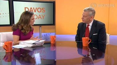 Dominic Barton on income inequality at Davos - Freeland File