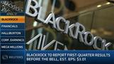 U.S. Day Ahead: BlackRock's Fink to bet big on stocks