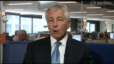 Chuck Hagel's full disclosure - Fast Forward
