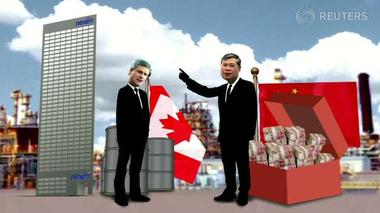 After China oil bid, should Canada still play Mr. Nice Guy? - Decoder