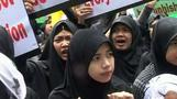 Muslims rally in Thailand against film