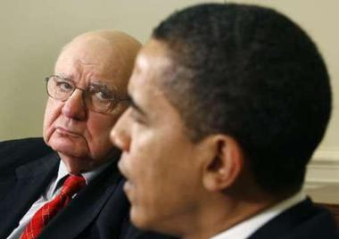 Volcker: The U.S. is the global economy's best hope - Impact Players
