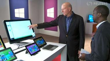 Windows 8 attempts to resurrect the PC market - Tech Tonic