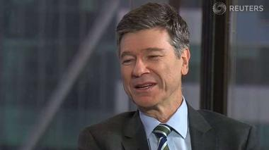 "Jeffrey Sachs: Boehner's position  on increasing revenues ""constructive"" - Fast Forward"