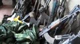 Congolese soldiers surrender to M23 rebels