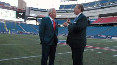Robert Kraft reflects on the Patriots rise and why he loves the game - Impact Players