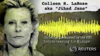 Exclusive: Jihad Jane in her own words
