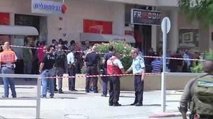 Five dead in Israel bank shootout