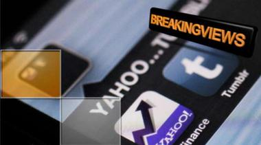 Breakingviews: Yahoo's Tumblr takeover