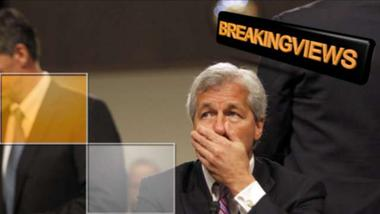 Breakingviews: Dimon's losing win