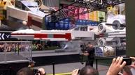 Lego Starfighter is huge draw