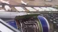 Video shows British Airways emergency landing
