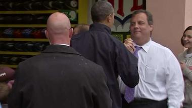Obama & Christie return to Jersey Shore