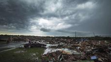 Tornado survivors of Moore, Oklahoma
