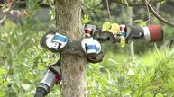 Snake robots slither to the rescue