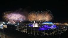 Olympic Moments: Closing ceremonies in Sochi