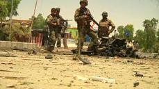 (GRAPHIC IMAGES) Attack in Kandahar