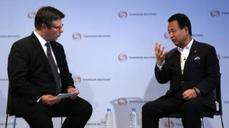 Newsmaker: Japan Economy Minister Akira Amari