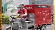 Alibaba rival JD.com's loss widens