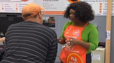 Home Depot heats up in summer