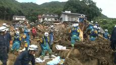 Landslide death toll just below 40