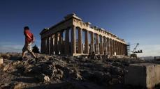 Crisis-hobbled Greece pitches olives and islands to China