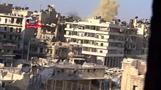 シリアがイスラム国対策で国際社会の支援求める、米国と共闘も(字幕・26日)