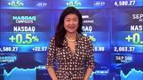 S&P500最高値更新、米経済指標を好感(29日)