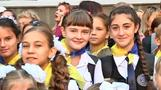 Back-to-school in Ukraine marred by war