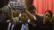 China hints at 'new world order' with Hong Kong handling