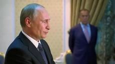 Putin says he is considering retaliation against 'strange' Western sanctions