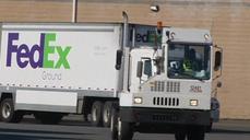 FedEx profit surges 24 pct.