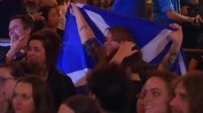 Scots spurn independence in historic vote but demand new powers