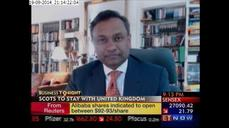 UK's stature would have diminished had Scotland said 'Yes': Arnab Das