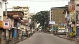 Ebola lockdown brings Sierra Leone capital to a halt