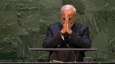 Modi calls for bilateral talks with Pakistan at U.N. Assembly