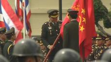 Thai coup leader hands over army post