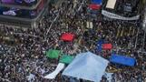 Hong Kong retailers crippled by protests