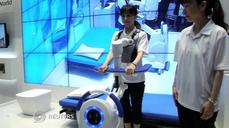 Robot to give the elderly a 'lift'
