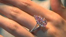 Pink diamond sets new world record at auction