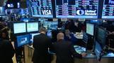 U.S. stocks crushed on economic weakness, Ebola worries